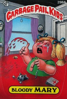 Garbage Pail Kids!!