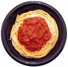 Salsa casera para de espaguetis
