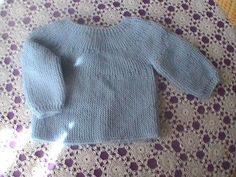 brassiere naissance au rang raccourci 1partie - YouTube Knitting Videos, Easy Knitting, Cardigan Bebe, Baby Jordans, Pink Sweater, Barbie Dolls, Lana, Crochet Hats, Couture