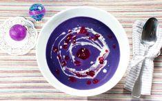 Rotkohl Suppe