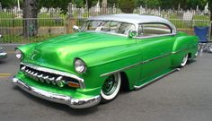 '54 Chevy..Re-pin brought to you by #bestrate on #AutoInsuranceinEugene at #HouseofInsurance