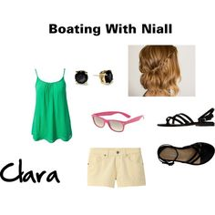 """Clara: Boating With Niall"" by ashxzx on Polyvore"