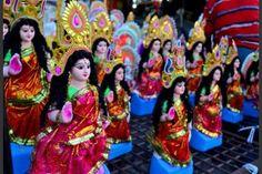 Lakshmi Puja in Bengal
