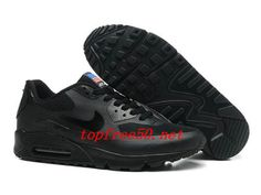 new styles 47fed e4b33 KG0u5b Black Black Nike Air Max 90 Hyperfuse Quickstrike (USA Independence  Day Pack) Men s Shoes  cheap