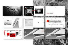 Das - Architecture Template - Sketch by Bont on @creativemarket