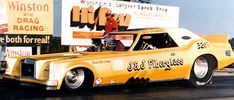 70s Funny Cars - Lincoln Continental