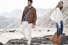Pedro del Hierro Spring/Summer 2016 Advertising Campaign | FashionBeans.com