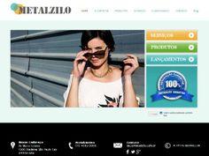 ACESSE WWW.METALZILO.COM.BR
