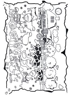 Kleurplaat Dot To Dot Printables, Primary Lessons, Teaching French, Little Ones, Zz, Coloring Pages, Preschool, Dots, Worksheets
