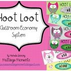 FREE! This classroom economy system is a set of owl themed classroom dollars called Hoot Loot.  This collection is designed for classroom management and ...