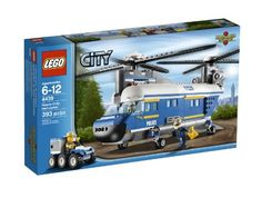 LEGO City Heavy Lift Helicopter - http://www.kidsdimension.com/lego-city-heavy-lift-helicopter/