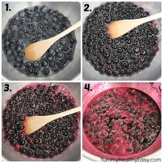 Homemade Blueberry Soda  1 1/2cups blueberries  9 tablespoons lemon juice  1 cup sugar