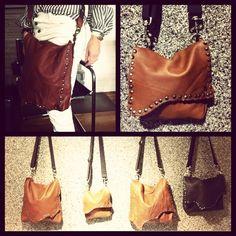 BOHO leather bags, handmade in Norway