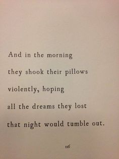 .. lost #dreams.... ~ #quote #life