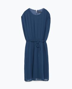 Image 8 of PLEATED DRESS from Zara