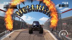 Testing Wreckfest Holiday Update and Modified Monsters Car Pack DLC. Holiday update includes 2 new free tracks, Hellride and Vale Falls Circuit. The DLC has . Monster Car, Monster Trucks, News Track, Monsters, Channel, Packing, Cars, Holiday, Youtube