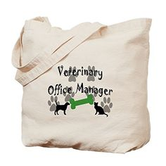 #Sponsored Veterinarian Tote Bag.