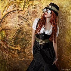 Steampunkin' II by Rebekah W
