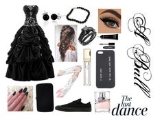 """""""A Ball"""" by sbaez-2 ❤ liked on Polyvore featuring Anja, Sergio Rossi, Clarins, Bling Jewelry, Tiffany & Co., Converse, BOSS Hugo Boss and Bobbi Brown Cosmetics"""