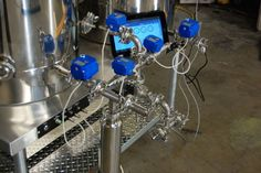 2 Vessel All-Electric Brew System | 3rdRevolution