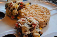 The Disney Diner: Goofy's Candy Company: Mickey Rice Krispies Treats Recipe
