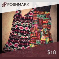 ✨Romper bundle! Two romper a size small! Aztec prints! ✨ Other