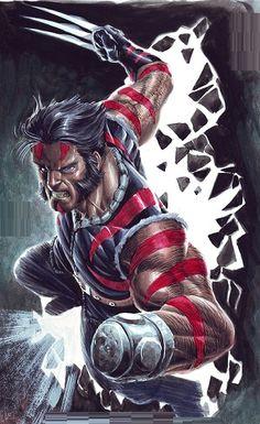 Wolverine - Age Apocalypse