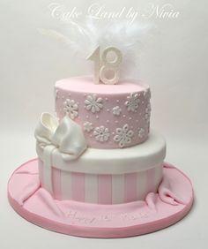 18th Birthday cake                                                       …