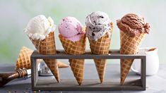 What's the Difference Between Ice Cream, Gelato, Frozen Custard, Frozen Yogurt, and Others? Types Of Ice Cream, Best Ice Cream Maker, Ice Cream Day, Ice Cream Desserts, Ice Cream Flavors, Ice Cream Recipes, Frozen Desserts, Chocolate Ice Cream, Vanilla Ice Cream