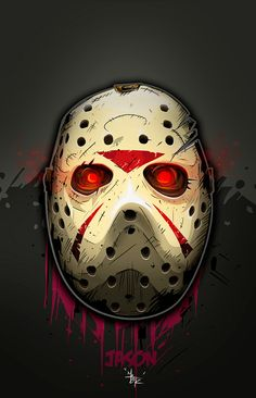 Jason Friday the 13th by don motta, via Flickr