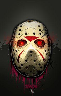 Jason Friday the 13th by don motta, via Flickr
