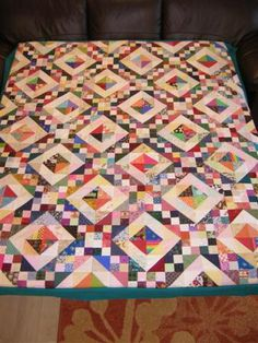 Scrappy Quilt show - Right Here!! :) - Page 54