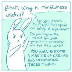 Artist with Anxiety Illustrates Mental Health Tips She Learns in Therapy Mental Health Comic Shares How Mindfulness Can Help in Everyday LifeMental Health Comic Shares How Mindfulness Can Help in Everyday Life Generalized Anxiety Disorder, Mental Health Problems, Come Undone, Cognitive Behavioral Therapy, Psychology Quotes, Coping Skills, Angst, Mental Health Awareness, Emotional Intelligence
