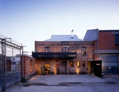 United Tannery & Boot Factory / Wolveridge Architects
