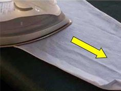 The Right Way To Iron A Dress Shirt