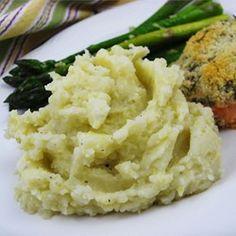 Artichoke Mashed Potatoes Allrecipes.com