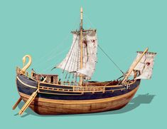 Ancient Roman merchanter