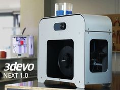 If you are someone who wants to create high quality new raw 3D print materials, then 3 Devo providing the finest Filament Extruders at affordable cost to grow your business with maximum profits. #3dprintingbusiness