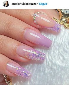 Cute Acrylic Nails, French Nails, Manicure, Beauty, Beautiful, Cool, Jelly, Ideas, Nails Plus