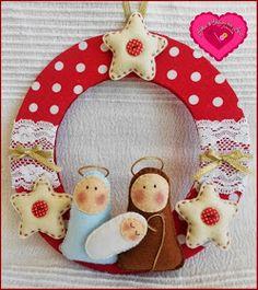 Kerstkrans: wel strokrans als basis nemen