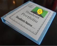 Student Portfolios - Transition Special Education