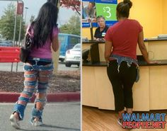 People Of Walmart Pic 30 i dnt believe it