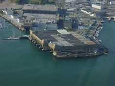 Lorient   U boat   base