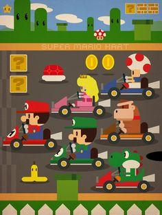 Daniel Torres - Mario Kart 2