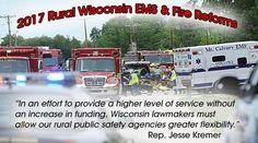 "EMT/FF @RepJesseKremer releases 1st two ""Rural Fire/EMS Reform"" Bills  www.thewheelerreport.com/wheeler_docs/files/0420kremer_01.pdf #WIPublicSafety #WIFireEMSReforms #wiright"