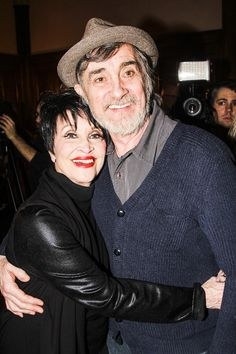 THE VISIT's Chita Rivera and Roger Rees