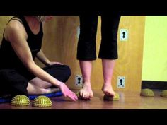 ▶ Yamuna Foot Wakers | Tutorial - YouTube these really work!
