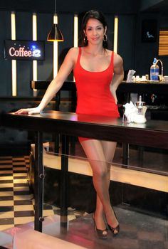 """Coffee With Legs"", is a sociocultural phenomenon."