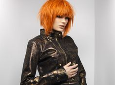 www.estetica.it | Hair: Faretra Paris Photo: Yves Kortum Products: Wella