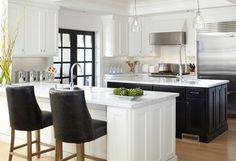 Black Doors Design Ideas, Pictures, Remodel, and Decor - page 12